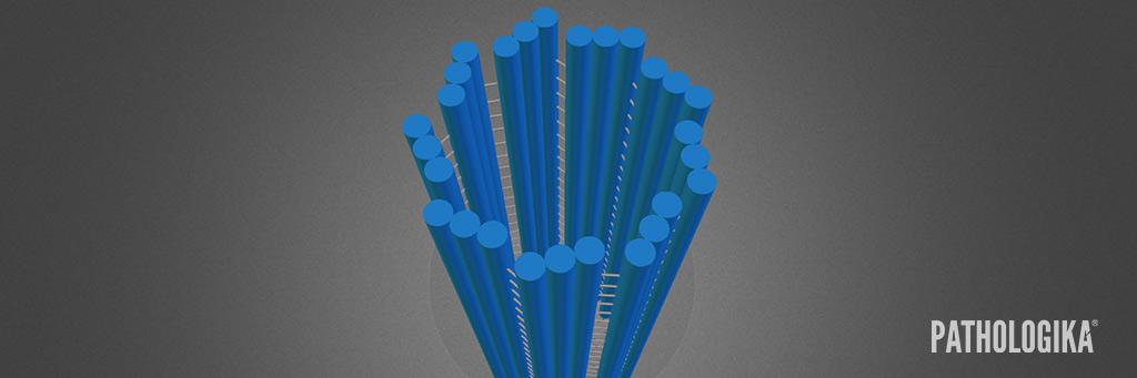 Figura H5 – Modelo de um Centríolo