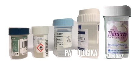 Liquid based cytology